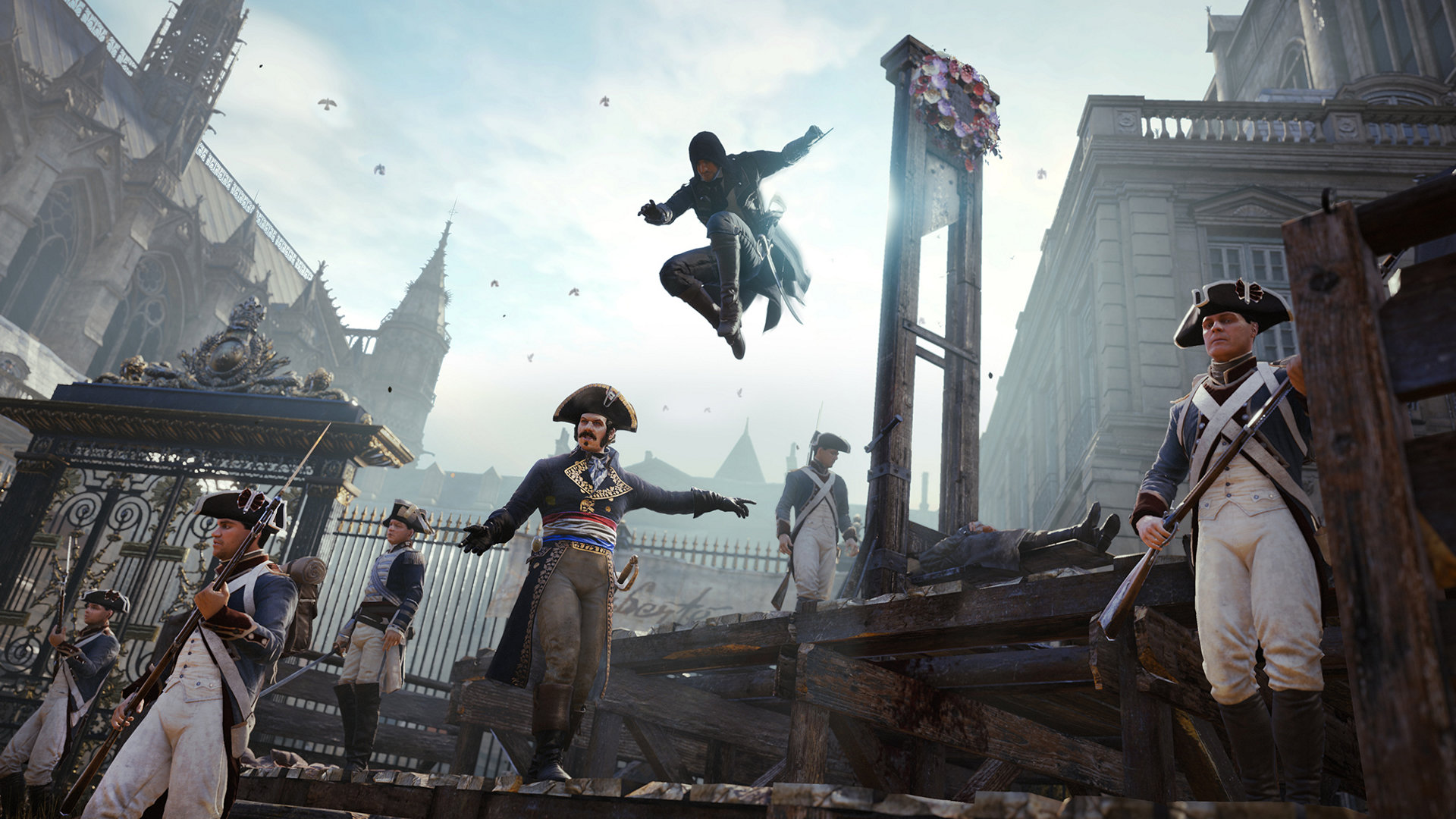 assassin s creed unity full game free pc download play assassin s