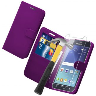 case purple