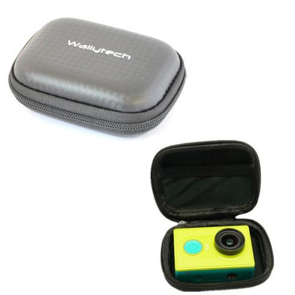 Portable Exhibition Quiz : Portable protective bag case for yi sport camera game