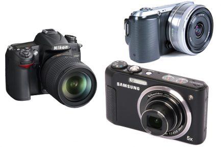 Κάμερες & Φωτογραφικές Μηχανές