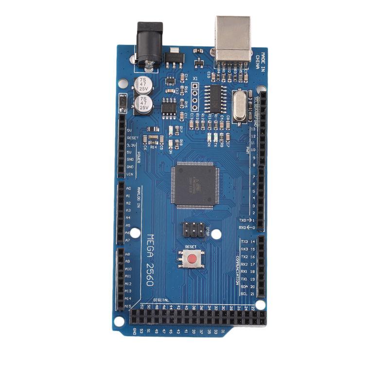 Arduino mega r rev board atmega au