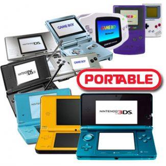 Nintendo DSLite/i/XL/3DS