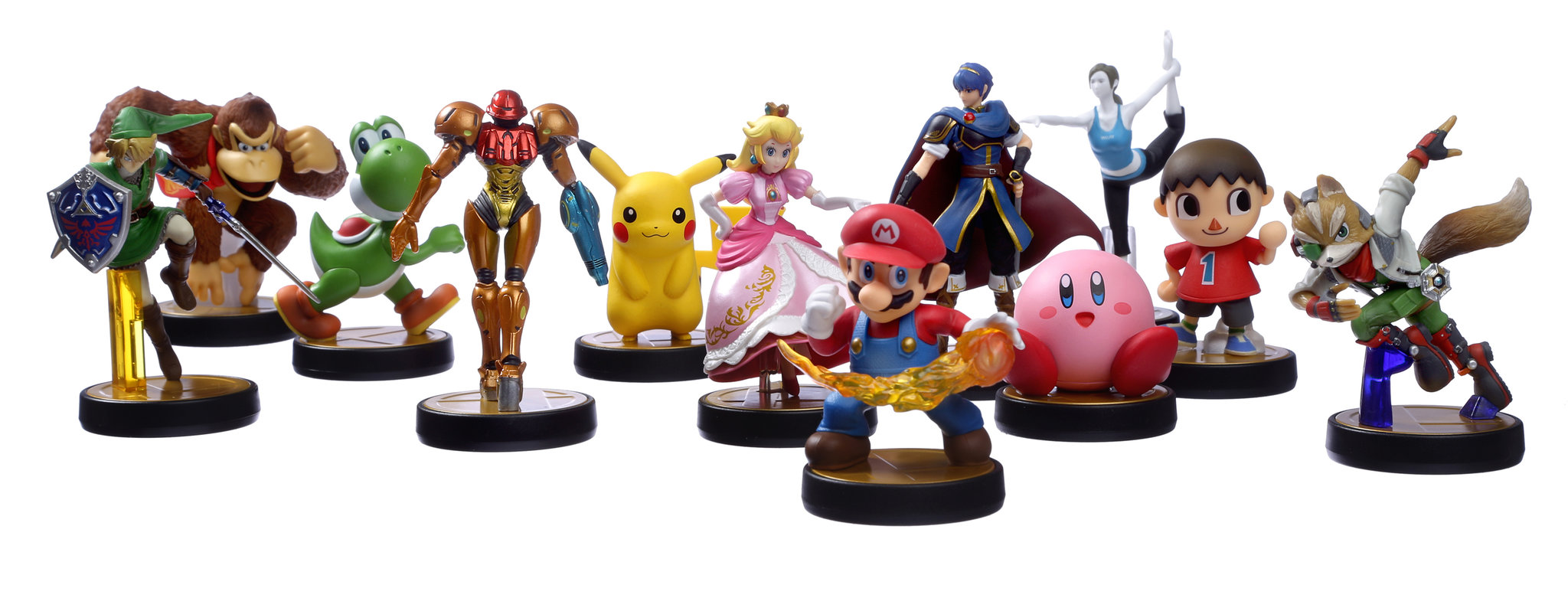 Video Games Figures