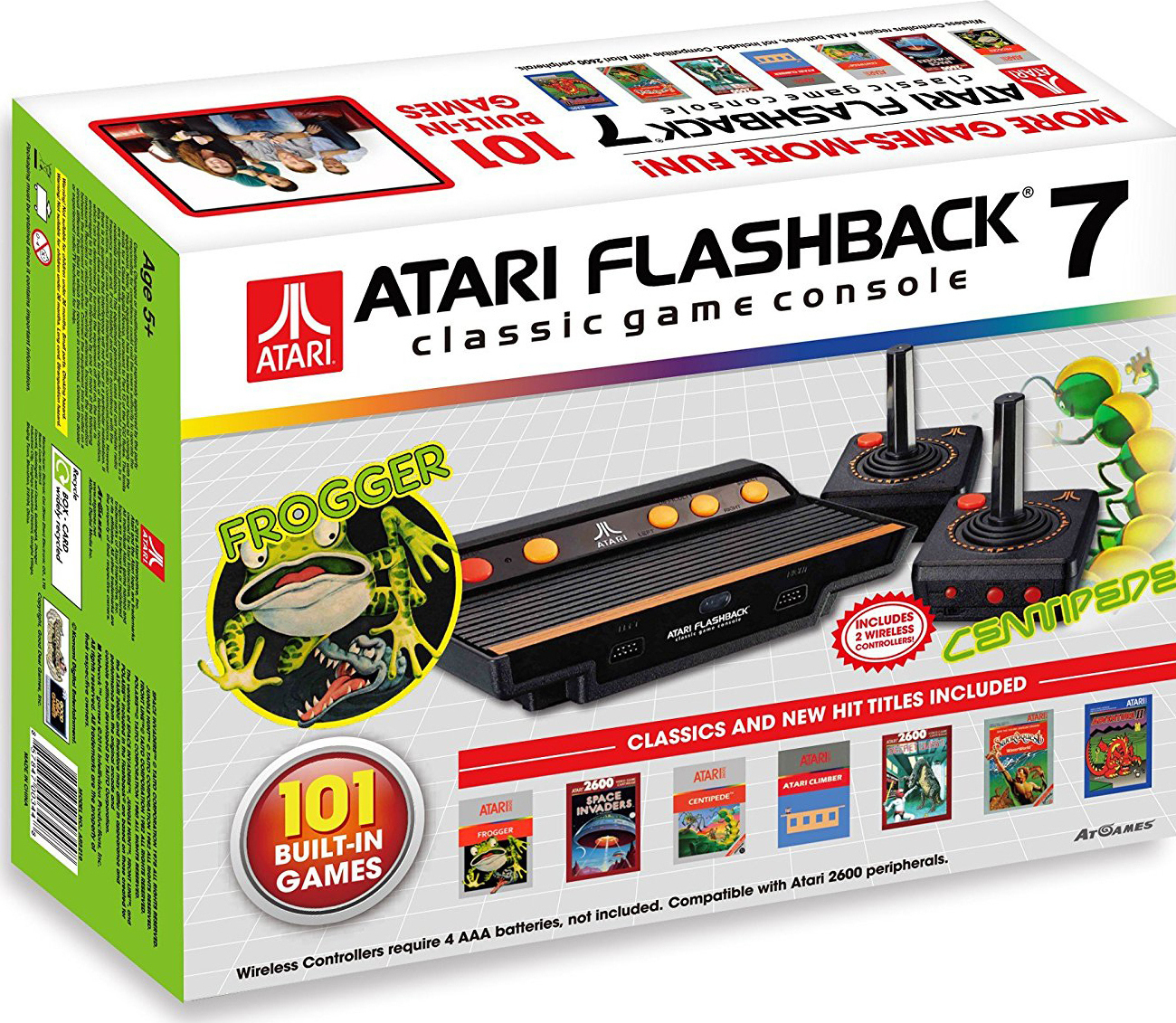 atari flashback 8 instruction manual