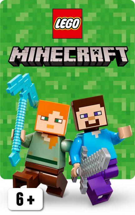 LEGO® Minecraft™